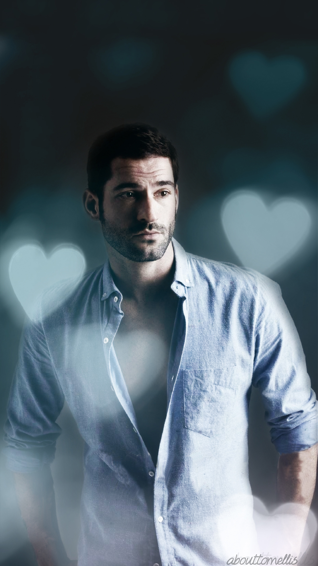 Iphone Wallpaper About Tom Ellis