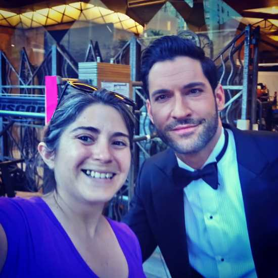 Lucifer Season 4 Bts: New Tom Ellis Video And Picture