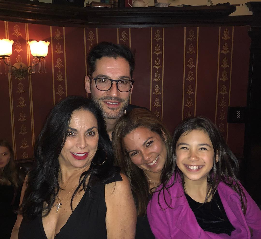 Lucifer Season 4 Bts: Pictures And Videos Of Tom Ellis From The Lucifer S4 Wrap
