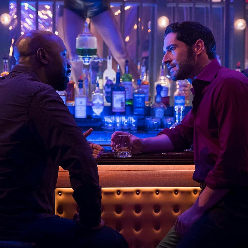 Lucifer Season 4 German: New Pictures Of Tom Ellis – Lucifer S4 Promo