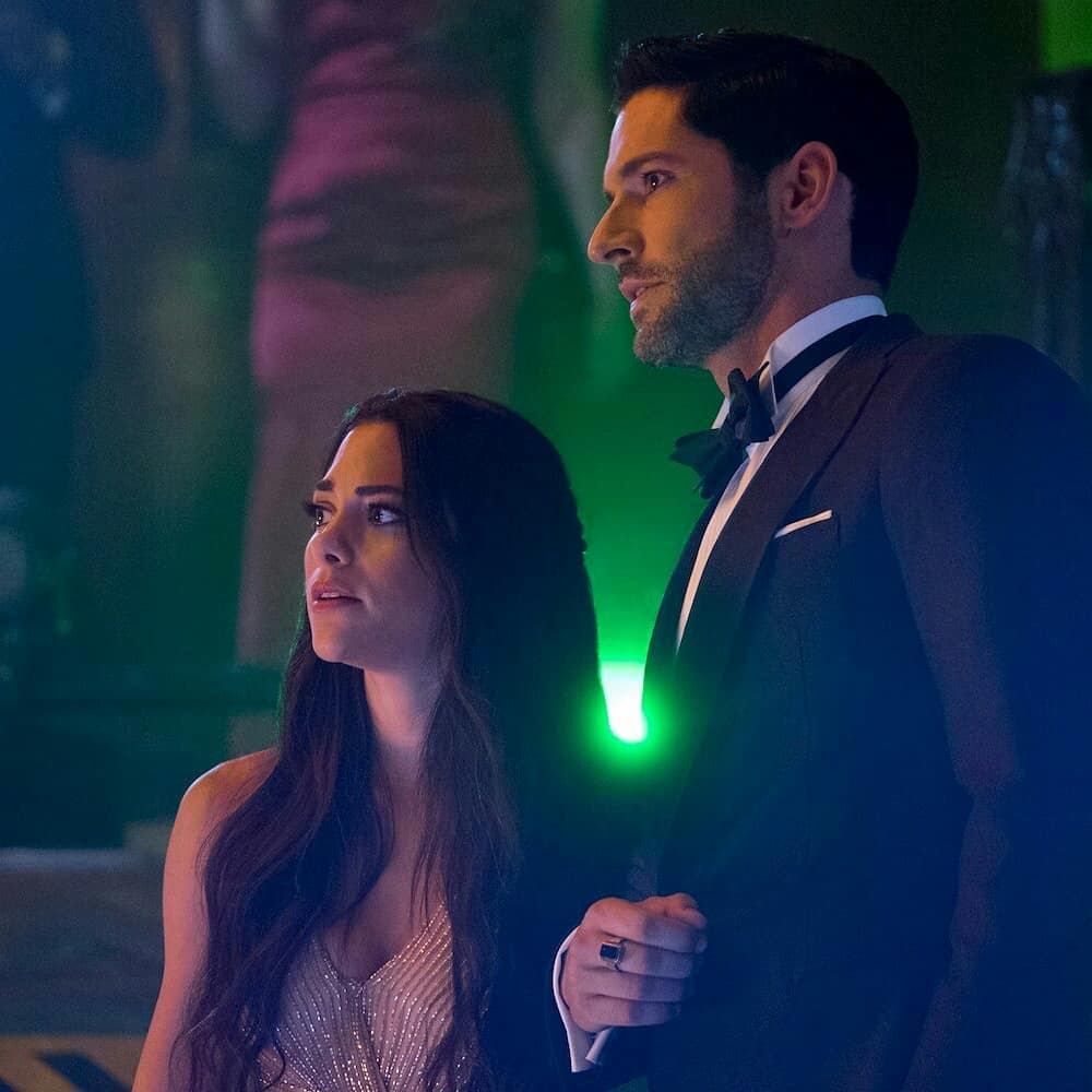 Lucifer Season 5: New Pictures Of Tom Ellis – Lucifer S4 Promo