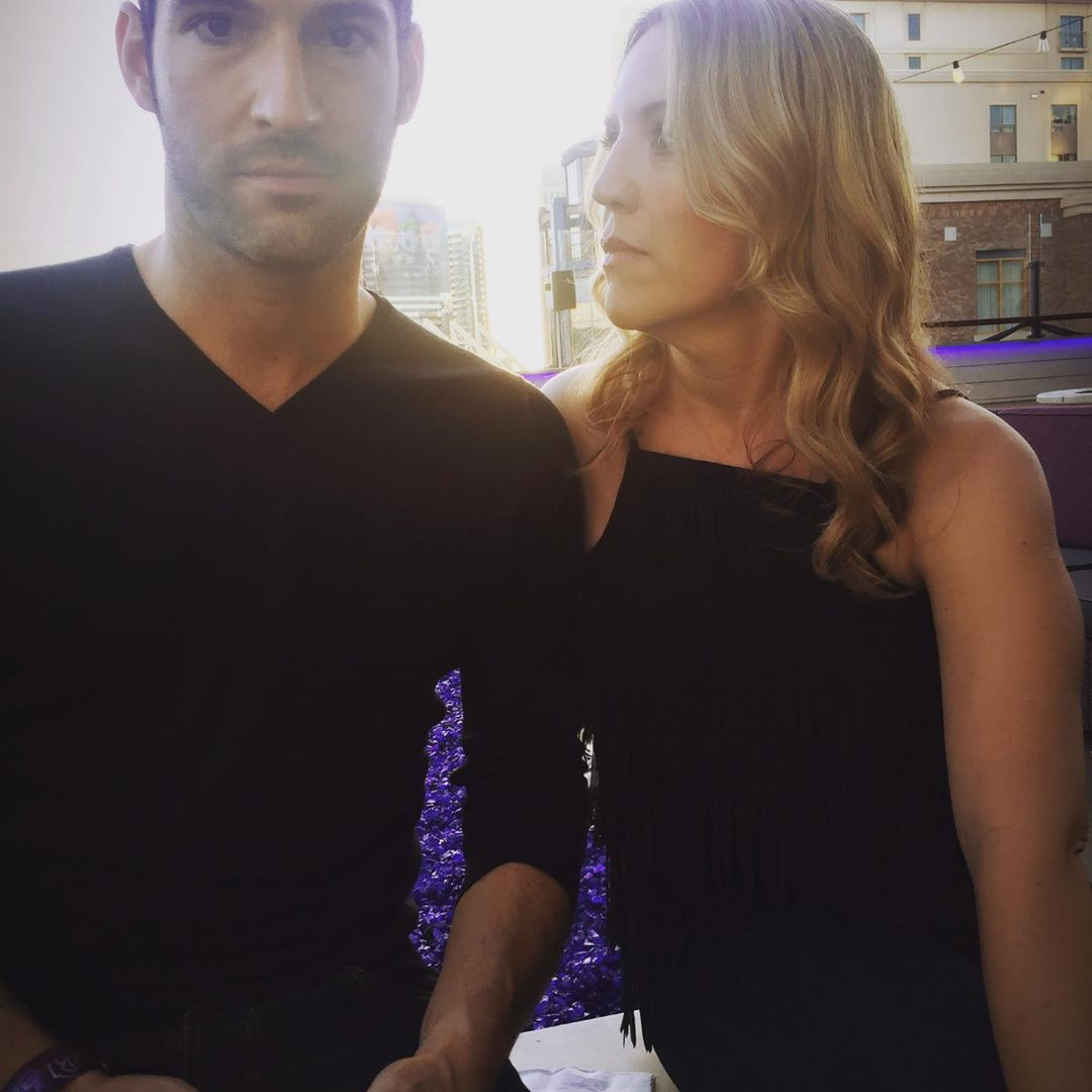 Lucifer Season 4 Bts: New Tom Ellis Video And Pictures