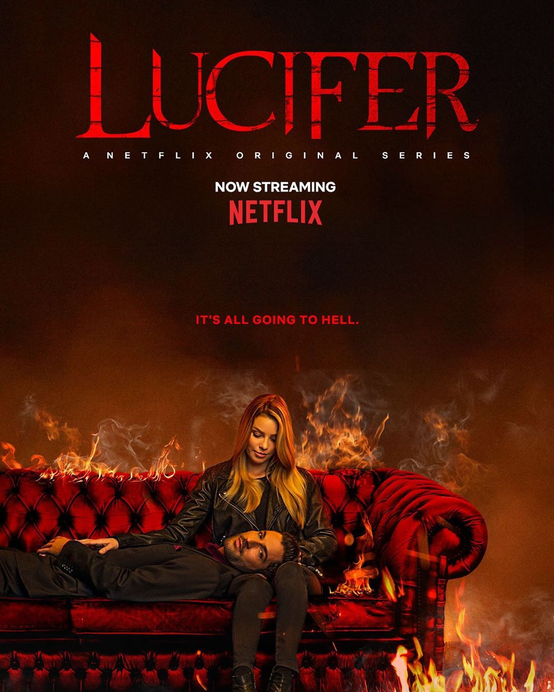 Lucifer Season 4 Bts: New Videos And Picture Of Tom Ellis