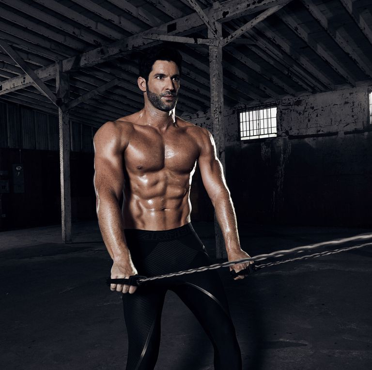 New Videos And Picture Of Tom Ellis: Menshealth LeslieAlejandro Tom Ellis 10