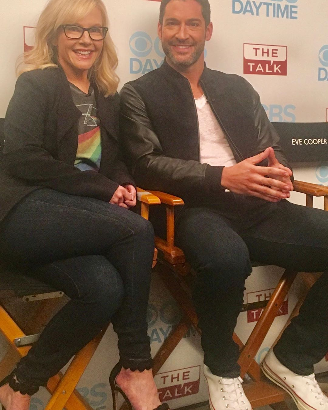 New Tom Ellis Bts Pictures And Videos Lucifer Season 4: New Videos And Pictures Of Tom Ellis
