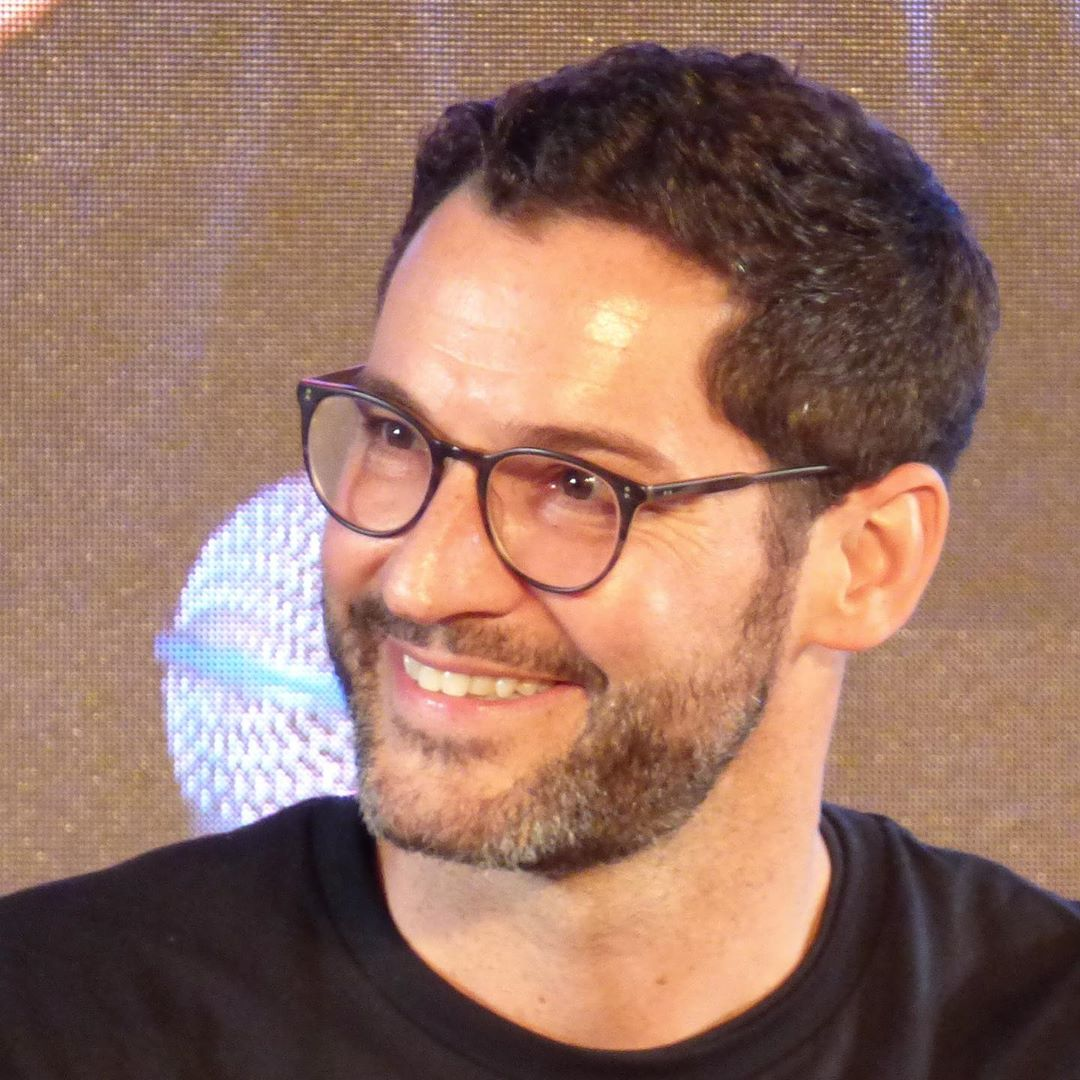 Pictures And Videos Of Tom Ellis From The Lucifer S4 Wrap: Pictures And Videos Of Tom Ellis At JIBLand4 Part 1