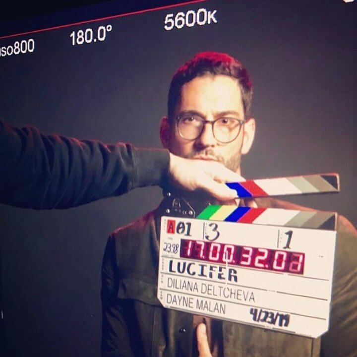 Lucifer Season 4 Bts: Lucifer Season 4 Promo's