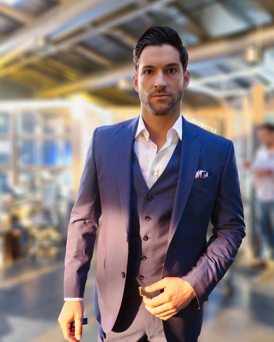 New Tom Ellis Bts Pictures And Videos Lucifer Season 4: New Tom Ellis Picture – BTS Lucifer Season 4